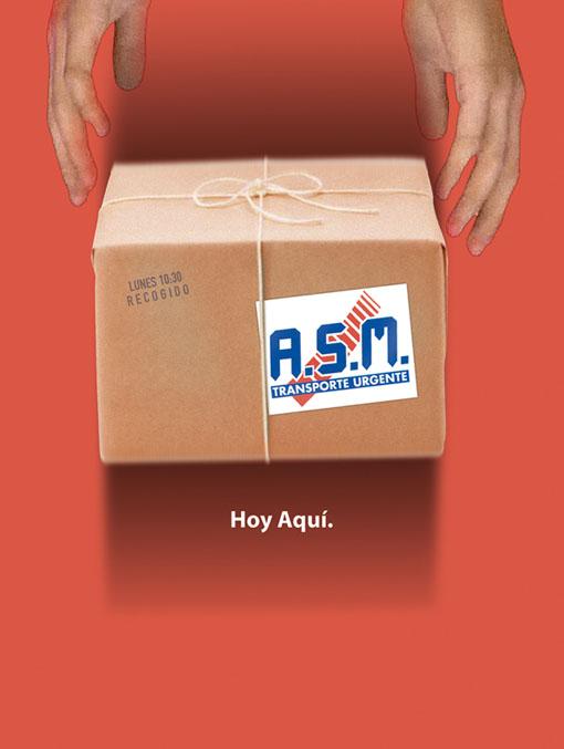Campaña ASM revistas