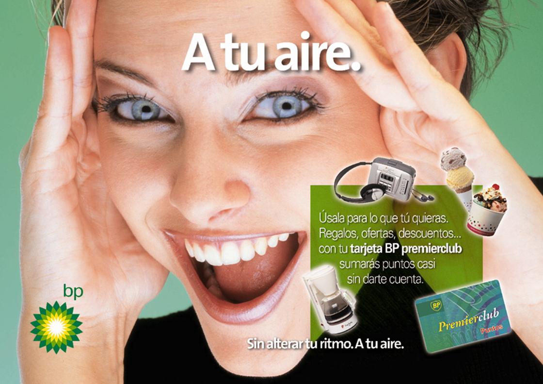 Campaña Publicidad BP Tarjeta