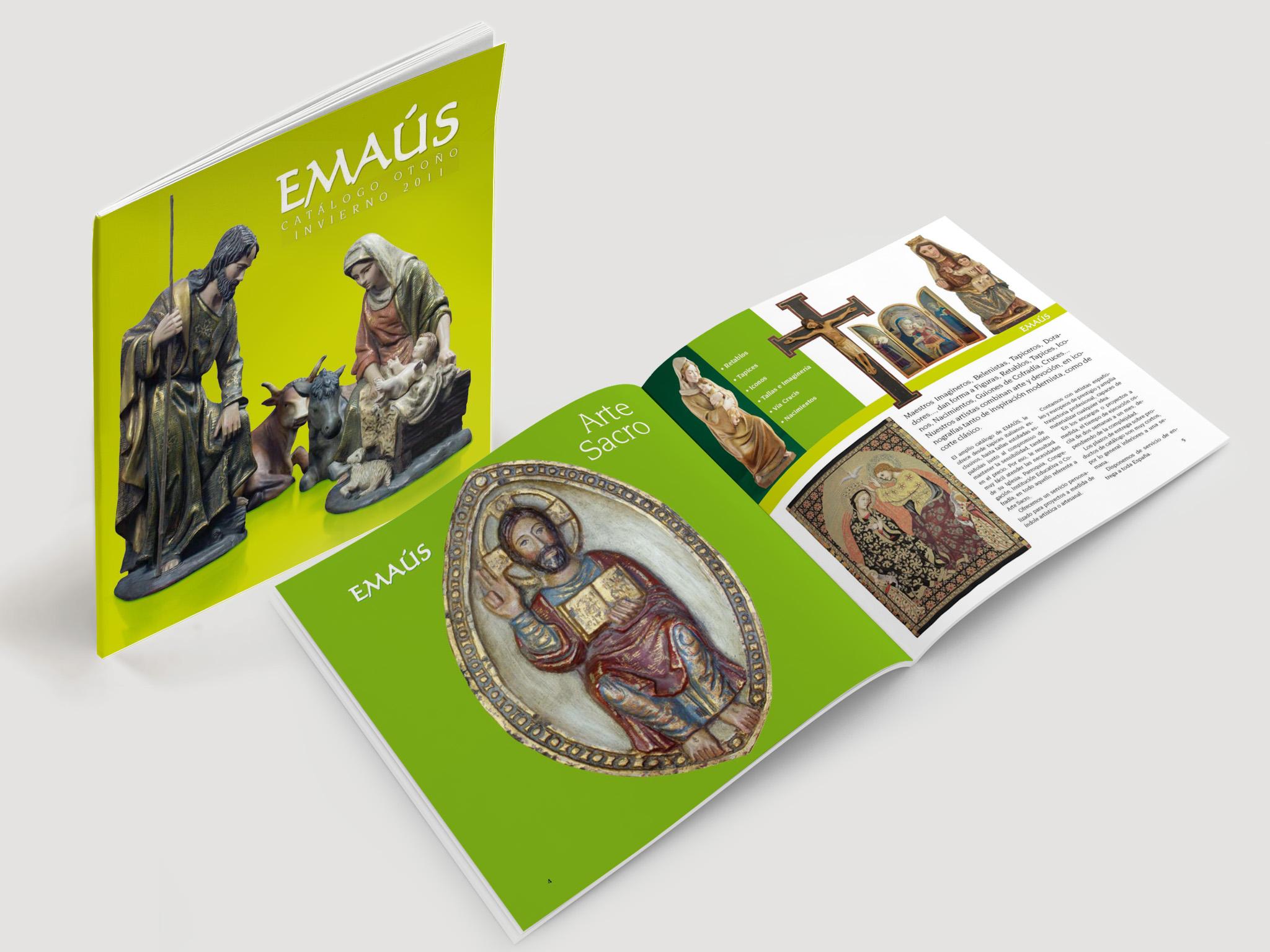 Catálogo Emaús