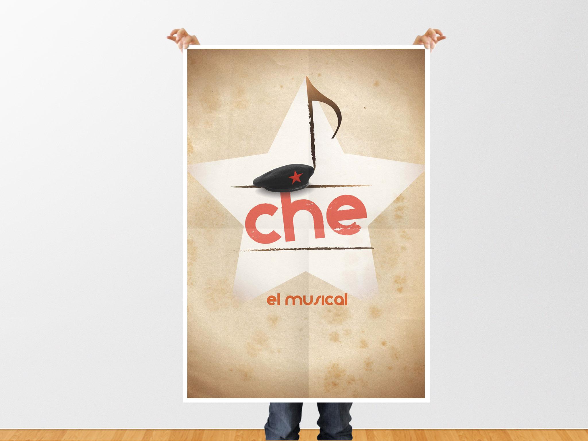 Creación imagen musical latinoamericano CHE
