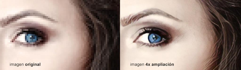 IA para convertir fotos en baja… ¡en alta!