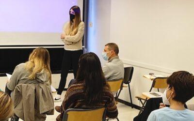 Práctica de mis alumnos TAI 2020-21: ¿vuelta al cole?